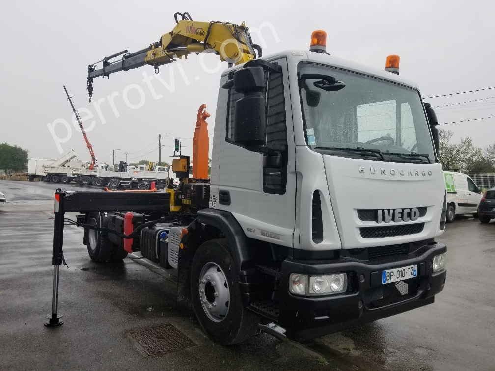 VOLVO EUROCARGO 160 E 22 EEV photo 2