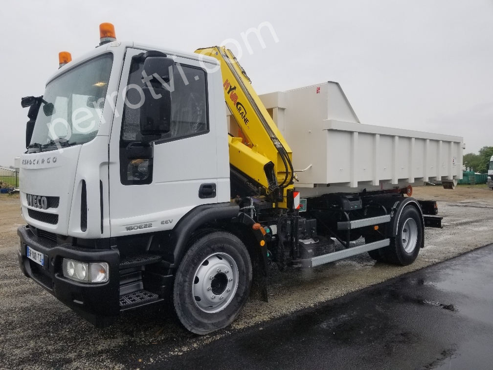 VOLVO EUROCARGO 160 E 22 EEV photo 5