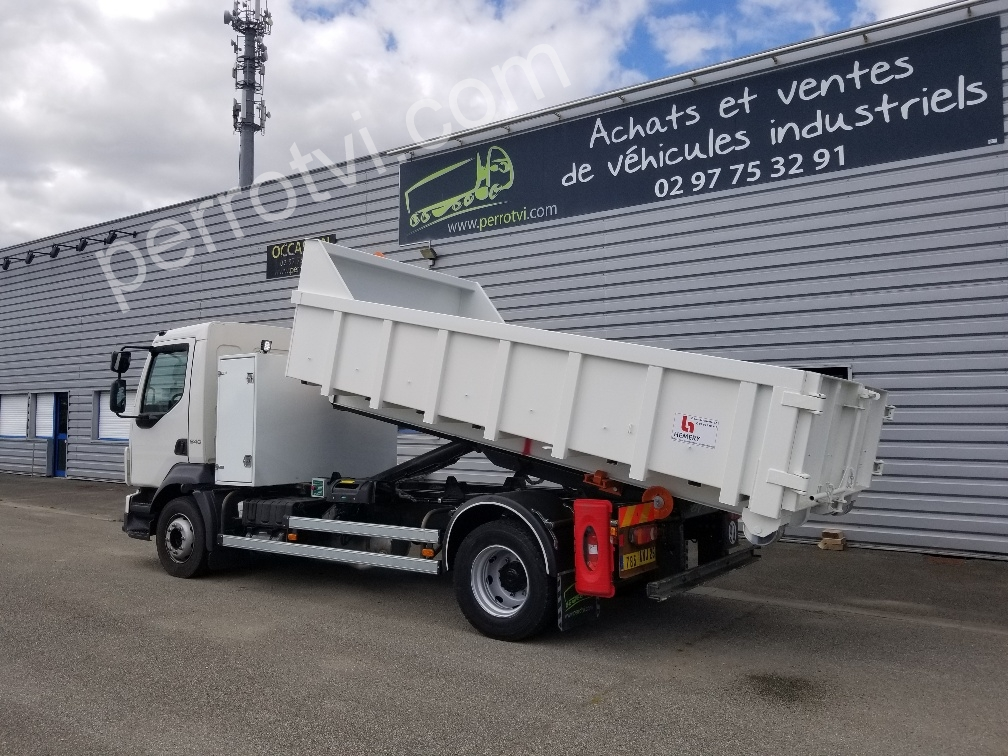 VOLVO fl240 photo 2