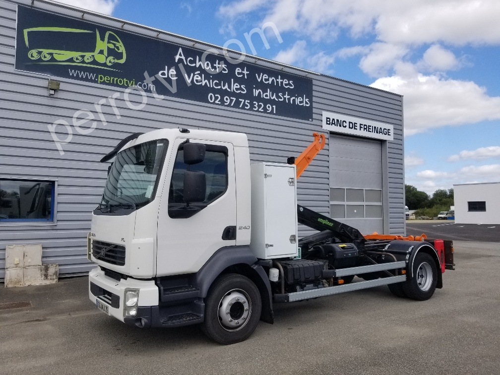 VOLVO fl240 photo 3
